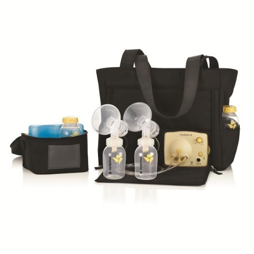 Medela Pump In Style Double Electric Breast Pump with On-the-Go Tote | UPC 020451270500
