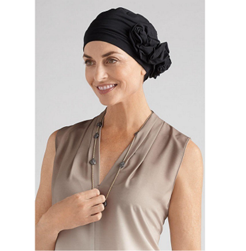 Amoena Marigold Turban black | UPC 4026275052311