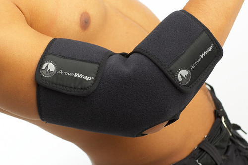 ActiveWrap Hot & Cold Elbow Wrap  | UPC 852615001220, 852615001022