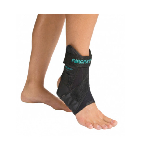 Aircast AirSport Ankle Support Brace-Black -