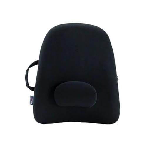 ObusForme Lowback Backrest Support Black LB-BLK-CB | UPC 064845228814 Lumbar support