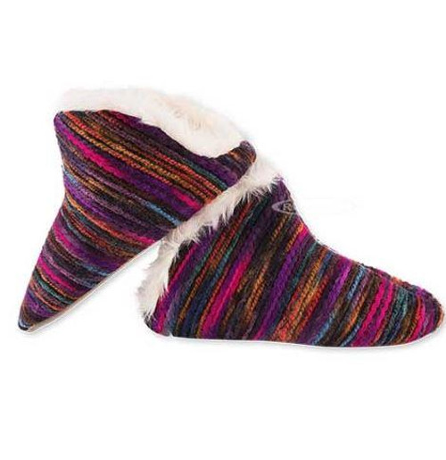 Relaxus Sherpa Slippers   601618, 601617   UPC 628949016182, 628949016175