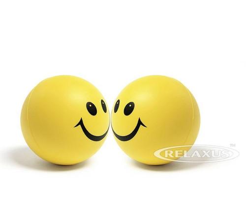 Relaxus Happy Anti-Stress Balls -  REL-701397