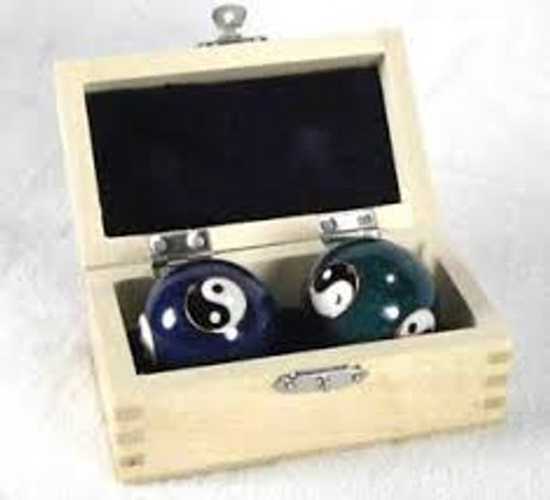 Harmony Balls Set of 2 by Relaxus in box