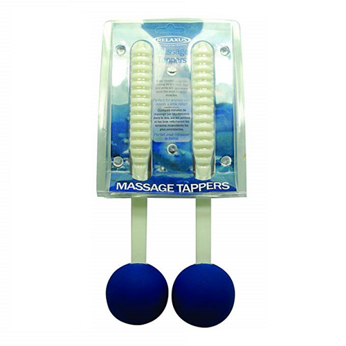 Relaxus Massage Tappers | UPC: 628949016946 | SKU: REL-L524