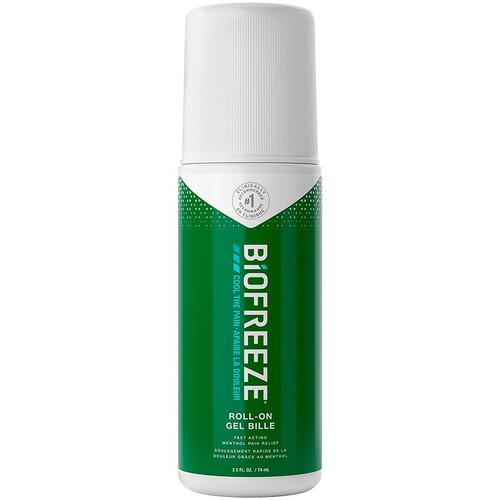 Biofreeze Roll On Gel 74 mL   0731124000729