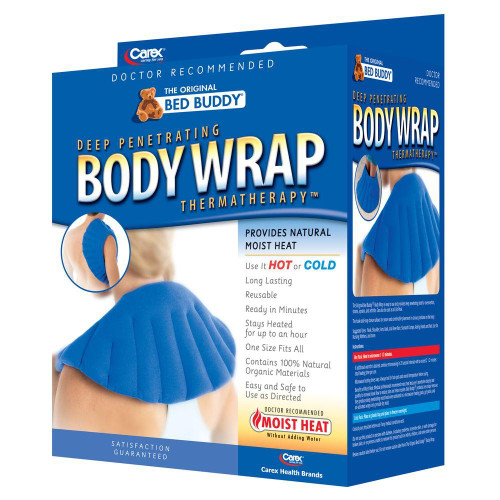 Bed Buddy Body Wrap Box  BBF2000-12 UPC 632615620009