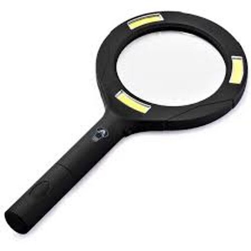 Magnifying Glass with Cob Light by Relaxus | UPC 628949150909 | SKU: REL-535076