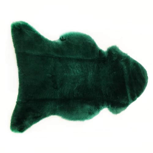 "Australian Sheepskin Apparel Natural Shape Bed Pad 40"" x 30"" -  ASA-MSHE"