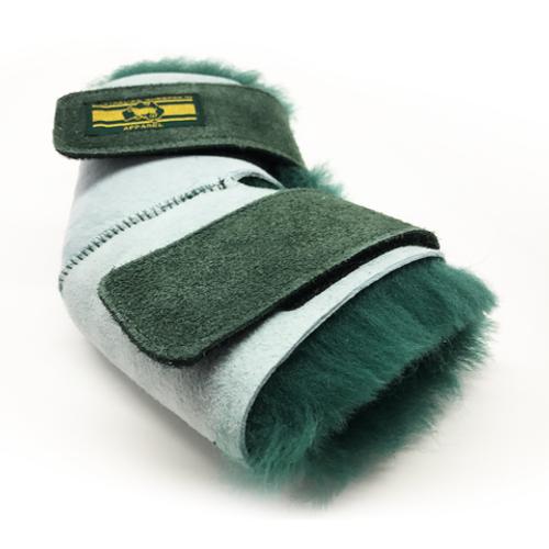 Australian Sheepskin Apparel Elbow Protector  EPSM   UPC: 872003000086