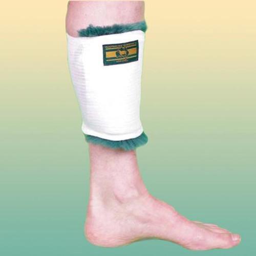 Sheepskin Limb Pressure Guard by Australian Sheepskin Apparel   ASA-LPG1   ASA-LPG2   ASA-LPG3   ASA-LPG4   UPC: 872003000789   UPC: 872003000703   UPC: 872003000796   UPC: 872003000802