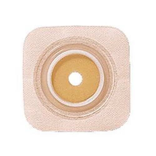 ConvaTec Natura Two Piece Stomahesive Skin Barrier - Cut to Fit with Tape Collar - Tan | UPC 768455101764, 768455101771, 768455101788