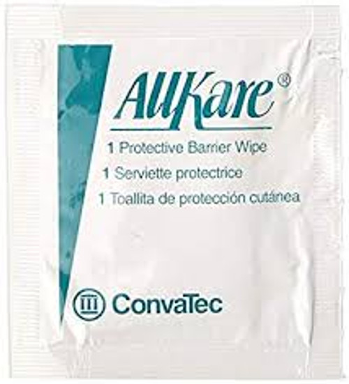 ConvaTec 37444 AllKare Protective Barrier Wipes | UPC 768455107612, 768455107667