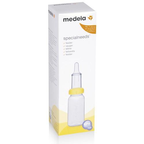 Medela Special Needs Feeder with Bottle | UPC 020451260006 | UPC 020451262000