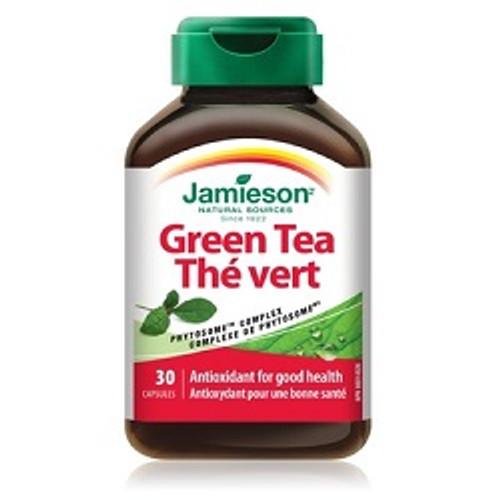 Jamieson Green Tea Phytosome Complex   UPC 064642042927