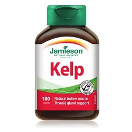 Jamieson Kelp 100 Tablets | UPC 064642020956