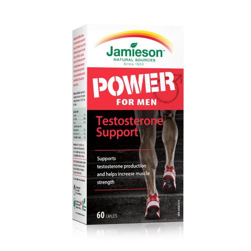 Jamieson Power For Men 60 Caplets | UPC 064642090300