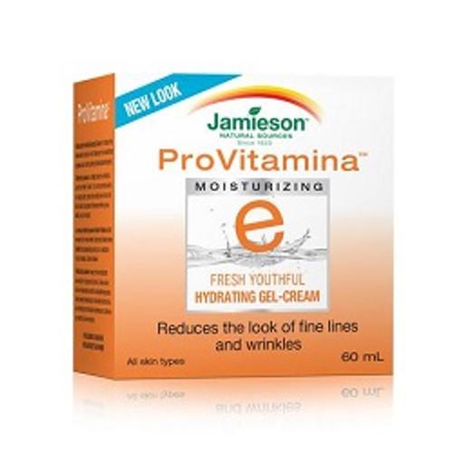 Jamieson ProVitamina Fresh Youthful Hydrating Gel Cream 60ml | UPC 064642053107