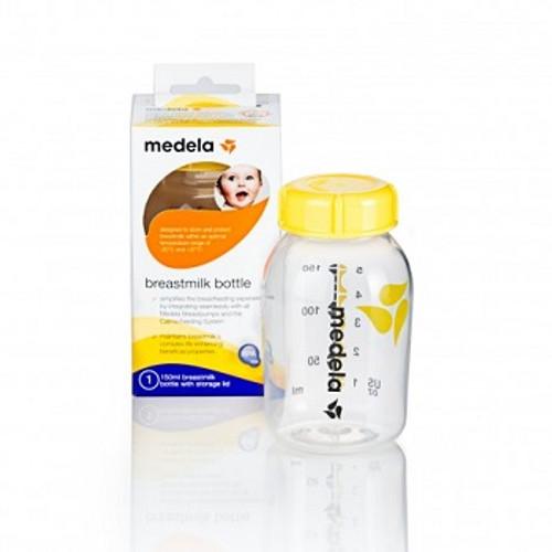 Medela Breast Milk Bottles 150ml - 1 Pack   UPC 020451272306