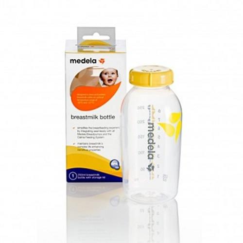 Medela Breast Milk Bottles 250ml - 1 Pack | UPC 020451272337