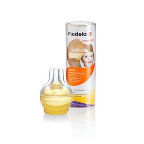 Medela Calma Nipple + 150ml Breast Milk Bottle   UPC 020451801667