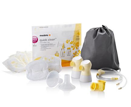 Medela Sonata Double Pumping Kit | UPC 020451330044