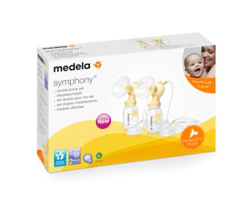 Medela Symphony Double Breast Pump Accessory Kit | UPC 7612367051781