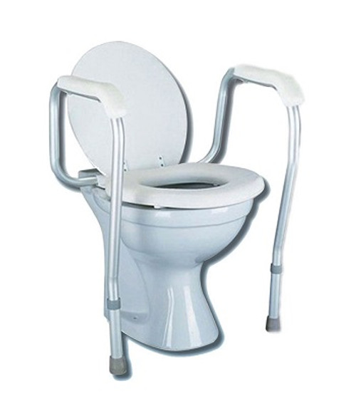 MOBB Toilet Safety Frame UPC 844604088039