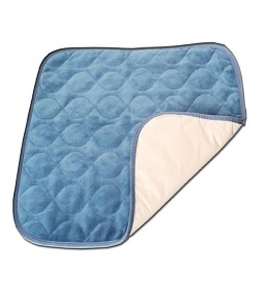MOBB Velvet Chair Protector Pad - Blue | UPC 844604099271