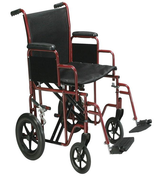 MOBB  Heavy Duty Transport Chair UPC 844604099332