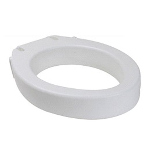 "MOBB Elongated 4"" Raised Toilet Seat"