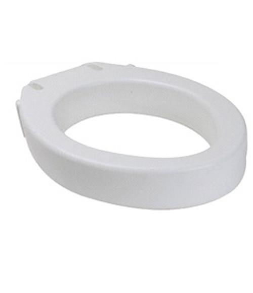 "MOBB Elongated 3.5"" Raised Toilet Seat"