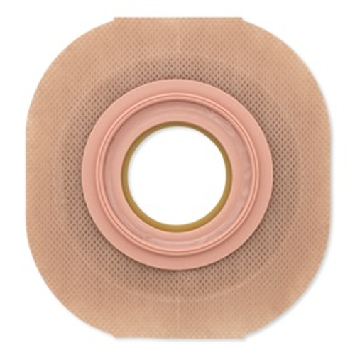 Hollister New Image Convex Flextend Skin Barrier Red with Tape 57mm Cut to Fit   UPC 00610075148035