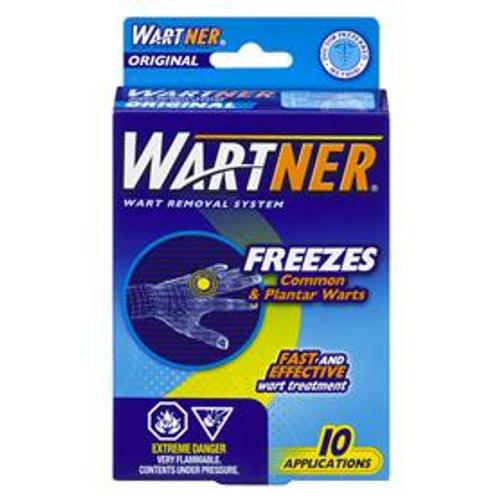 Wartner Wart Removal Kit - 10 Applications | 075137830158