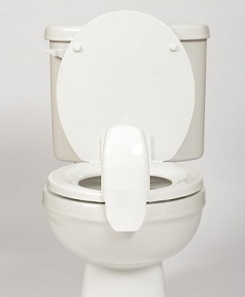 MaddaGuard Splash Guard for Toilet | UPC 885541171224