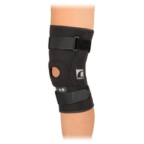 Ossur Rebound Long Sleeve ROM Hinged Knee Brace