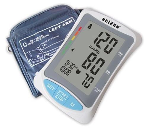 MaxiAids Reizen Talking Arm-Type Blood Pressure Monitor