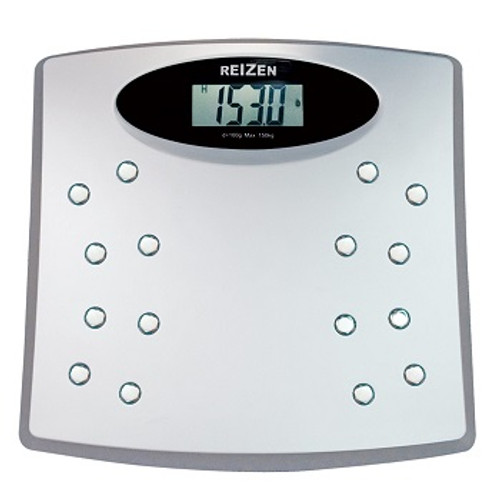 MaxiAids Reizen Talking Bathroom Scale 1502671 | UPC 612750150265