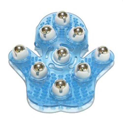 Relaxus Roller Ball Massage Glove | UPC 628949032168