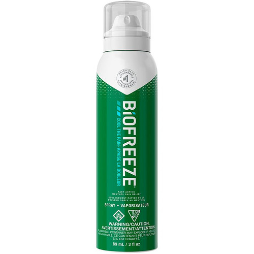 Biofreeze Cold Therapy Pain Relief Continuous 360 Spray 89mL   731124000736