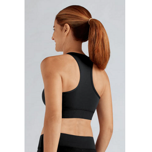 Amoena Zipper Sports Bra 44070 back | UPC 04026275111162, 04026275111179, 04026275111186, 04026275111193