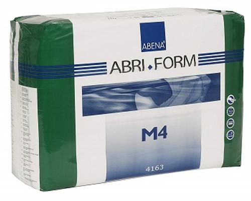 Abena Abri-Form Comfort Adult Briefs - Plastic Backing Medium | UPC 5703538126536
