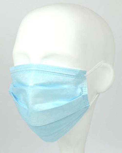 Chartwell Earloop Medical Masks | UPC 771295324804, 771295344604, 063636003456