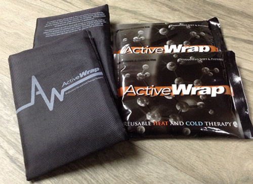 ActiveWrap Hot & Cold Packs | UPC 852615001039, 852615001992, 852615001046, 852615001183