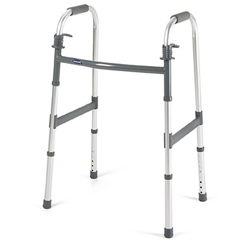 Invacare I-Class Paddle Walker extended | UPC 9153629469