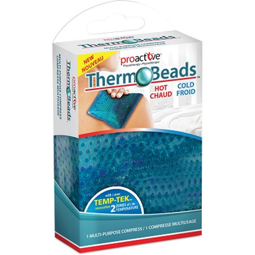 Proactive Therm-O-Beads Hot & Cold Compress - Multi Purpose | UPC 775757408026