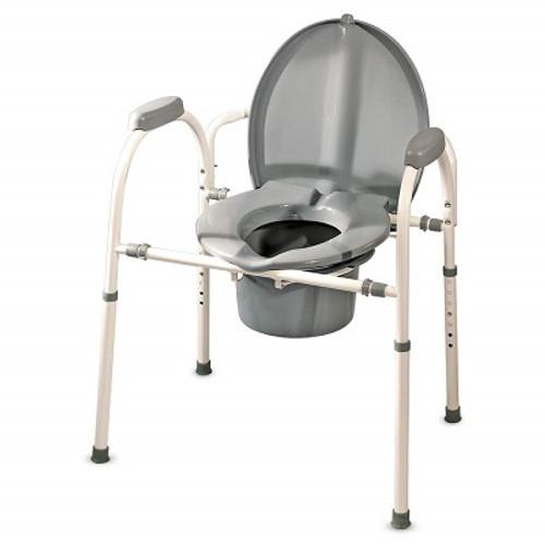 MedPro Defense Comfort Plus Commode | UPC 775757703176