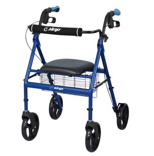 Airgo Lightweight Rollator | UPC 754021213153
