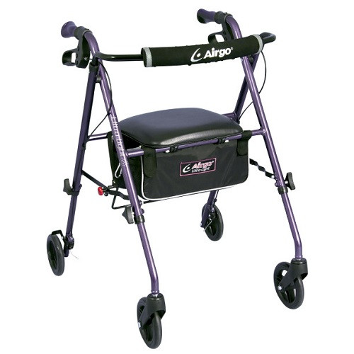 Airgo Ultra-Light 6 Rollator 700-950 | UPC 775757009506
