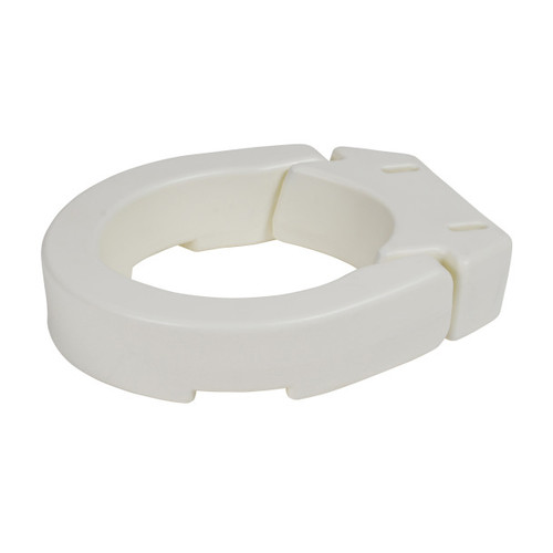 Drive Medical Hinged Raised Toilet Seat - Regular Standard | UPC 822383544632